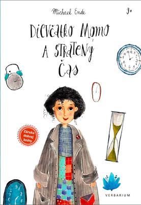Obrázok Dievčatko Momo a stratený čas