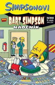 Obrázok Bart Simpson Nádeník