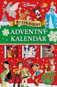 Obrázok Disney Rozprávkový adventný kalendár