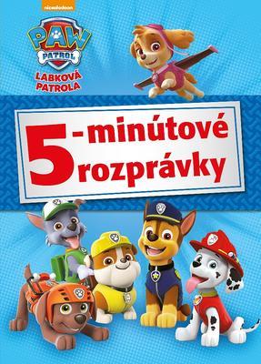 Obrázok Labková patrola 5-minútové rozprávky