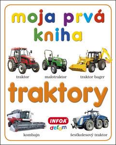 Obrázok Moja prvá kniha Traktory