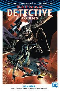 Obrázok Batman Detective Comics 3 Liga stínů