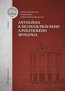 Obrázok Antológia k dejinám právneho a politického myslenia