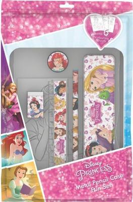 Balíček s penálem Disney Princezny