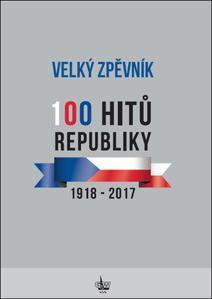 Obrázok Velký zpěvník 100 hitů republiky