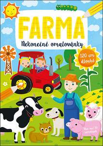 Obrázok Nekonečné omalovánky Farma