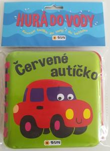 Obrázok Hurá do vody Červené autíčko