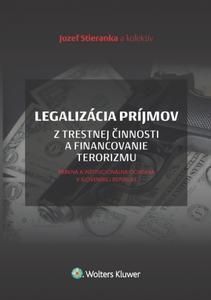 Obrázok Legalizácia príjmov z trestnej činnosti