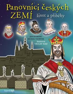 Obrázok Panovníci českých zemí Život a příběhy