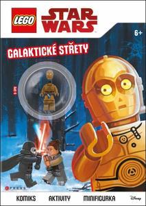 Obrázok LEGO Star Wars Galaktické střety