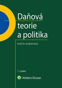 Obrázok Daňová teorie a politika