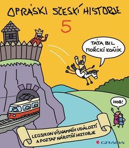 Obrázok Opráski sčeskí historje 5