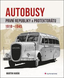 Obrázok Autobusy první republiky a protektorátu