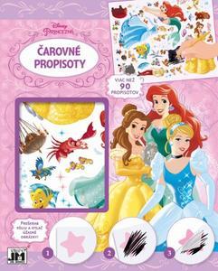 Obrázok Čarovné propisoty Disney Princezná