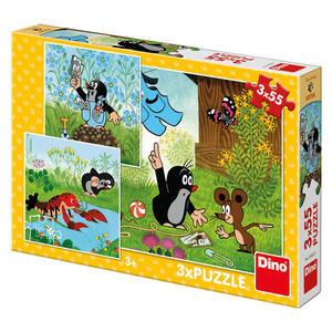 Obrázok Puzzle Krteček a kalhotky