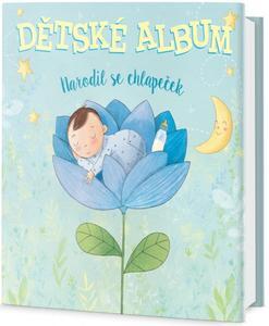 Dětské album Narodil se chlapeček