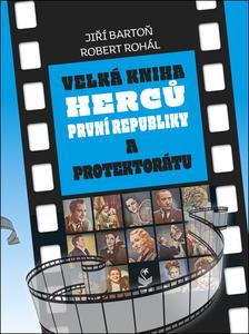 Obrázok Velká kniha herců první republiky a protektorátu