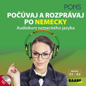 Obrázok Počúvaj a rozprávaj po nemecky + CD