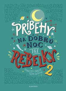 Obrázok Príbehy na dobrú noc pre rebelky 2