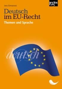 Obrázok Deutsch im EU-Recht
