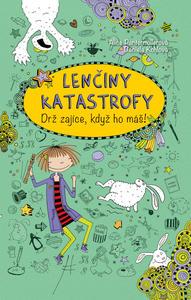 Obrázok Lenčiny katastrofy Drž zajíce, když ho máš! (4.díl)