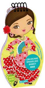 Obrázok Obliekame španielske bábiky INES