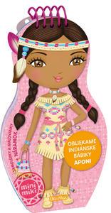Obrázok Obliekame indiánske bábiky APONI