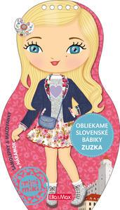 Obrázok Obliekame slovenské bábiky ZUZKA
