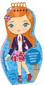 Obrázok Obliekame britské bábiky KATE