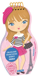 Obrázok Obliekame francúzske bábiky EMMA