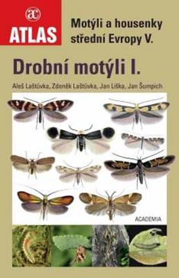 Obrázok Motýli a housenky střední Evropy V.