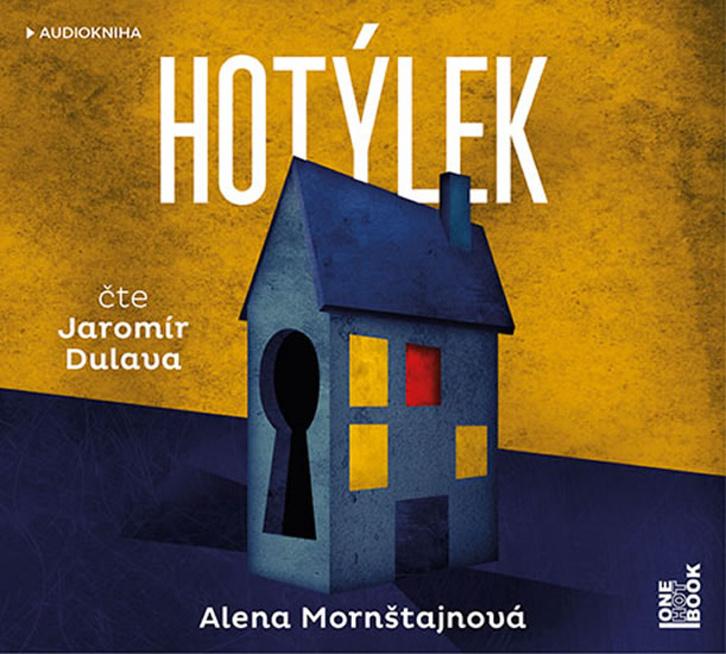 Hotýlek - Alena Mornštajnová
