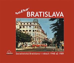 Obrázok Bratislava - retro
