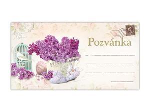 Obrázok Pozvánka P007