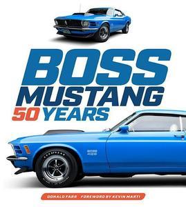 Obrázok Boss Mustang