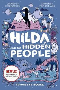 Obrázok Hilda and the Hidden People. TV Tie-In
