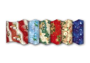 Obrázok Krabička dárková vánoční 17x20x9cm (2,25l)