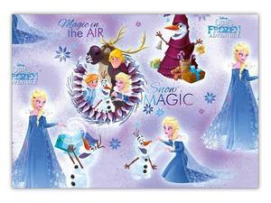 Obrázok Balící papír Disney Y036 (Frozen) 100x70 LUX
