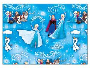 Obrázok Balící papír Disney Y027 (Frozen) 100x70 LUX