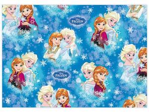 Obrázok Balící papír Disney Y018 (Frozen) 100x70 LUX
