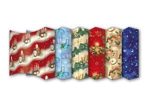 Obrázok Krabička dárková vánoční 23,5x28,5x13cm (6,5l)