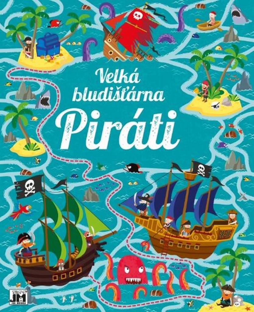 Velká bludišťárna Piráti