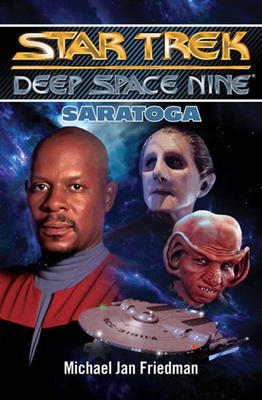 Star Trek Deep Space Nine Saratoga