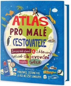 Obrázok Atlas pro malé cestovatele