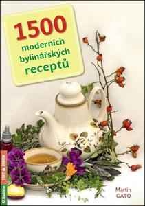 Obrázok 1500 moderních bylinářských receptů