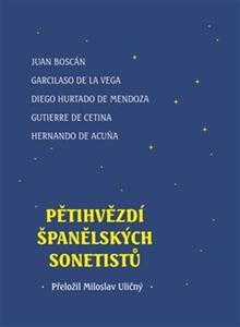 Obrázok Pětihvězdí španělských sonetistů