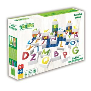 Obrázok BiOBUDDi stavebnice Learning Letters Young Ones