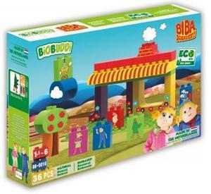 Obrázok BiOBUDDi stavebnice BIBA Boerderij farma