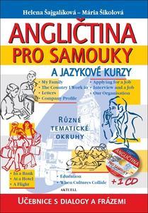 Obrázok Angličtina pro samouky a jazykové kurzy + 1 CD