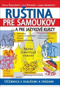 Obrázok Ruština pre samoukov a pre jazykové kurzy + 2 CD